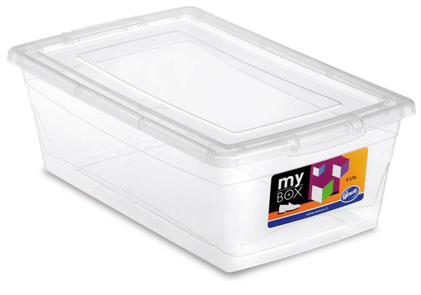 Caixa My Box de 6 litros