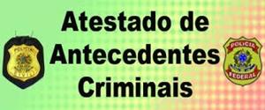 CLICK NA IMAGEM, RETIRE SEU ANTECEDENTE CRIMINAL.