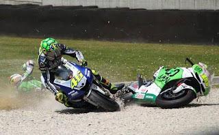 Rossi Bautista Pembalap Tolol dan Kurang Ajar!