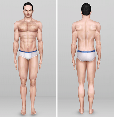 Updated Underwear for Adult Males by Rusty Nail. Download at Rusty Nail