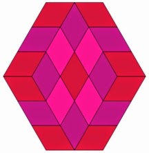 free quilt diamonds pattern templates ideas