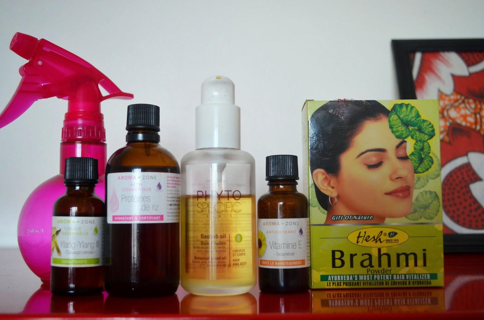 DIY Vapo Thé Capillaire Ayurvédique au Brahmi