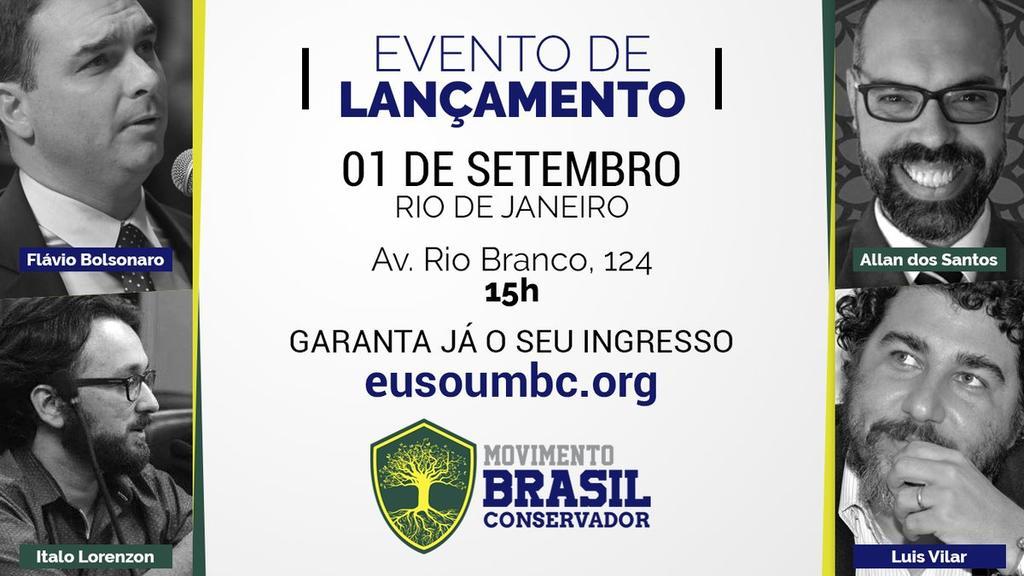 1º de setembro, 15h: Rio de Janeiro