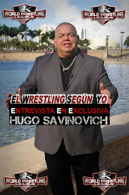 EWSY ENTREVISTA EN EXCLUSIVA A HUGO SAVINOVICH