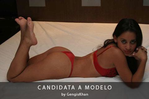 Candidata a modelo