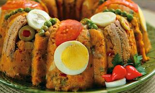 #receita de #cuscuz de #sardinha