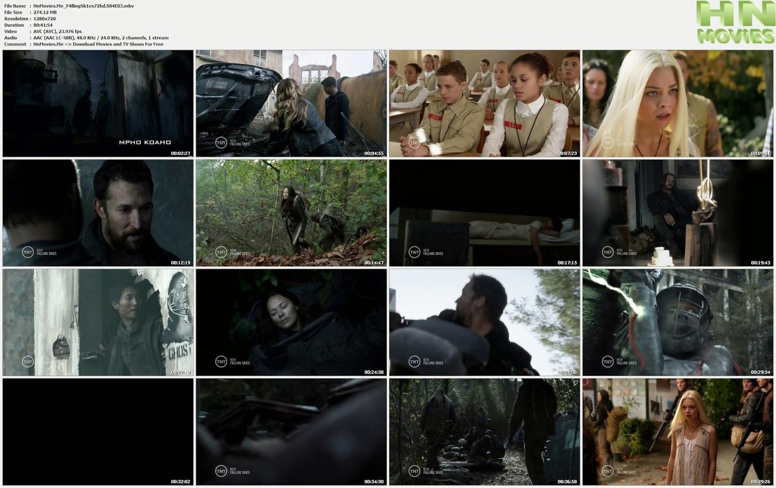 Falling Skies S04E03 720p HDTV 275MB
