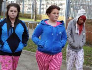 chicas knacker en Irlanda