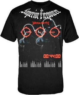 Camiseta 44 minutes
