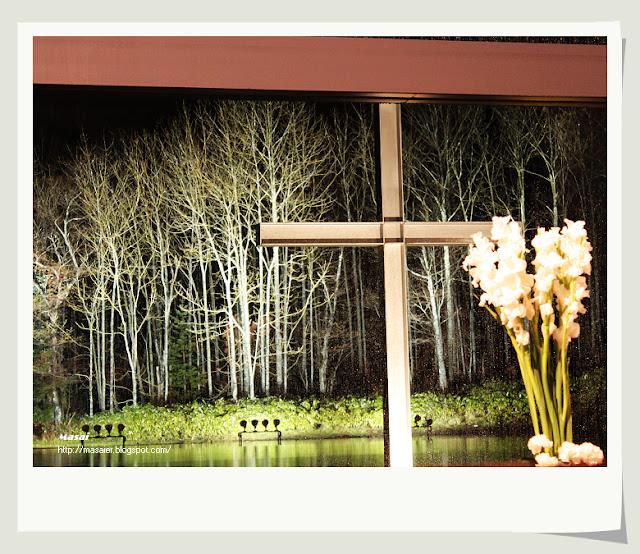 北海道星野度假村-水教堂 (梁靜茹崇拜MV拍攝地)2