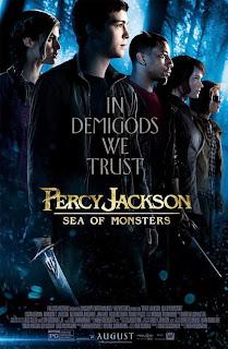 ver Percy Jackson y el mar de los monstruos online gratis