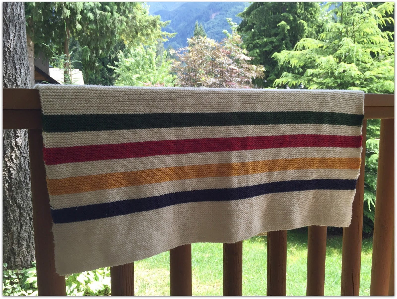 North of 49: About the Blanket