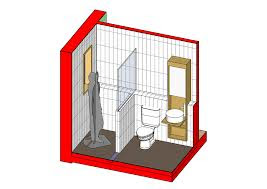 Small Bathroom Design Layout