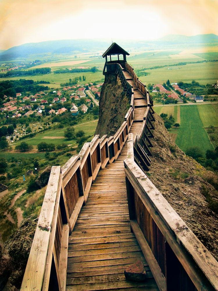 Boldogkőváralja, Hungary.