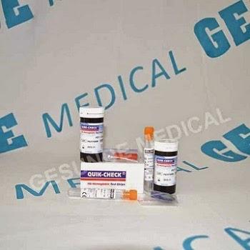 alamat distributor alat test strip hemoglobin
