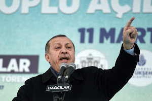 Erdogan compares Dutch rally ban to Nazism as row spirals