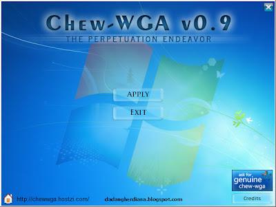 WGA Remover Chew v0.9