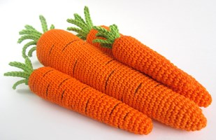Free Amigurumi Carrot Pattern : Free Amigurumi Patterns: Crochet carrots