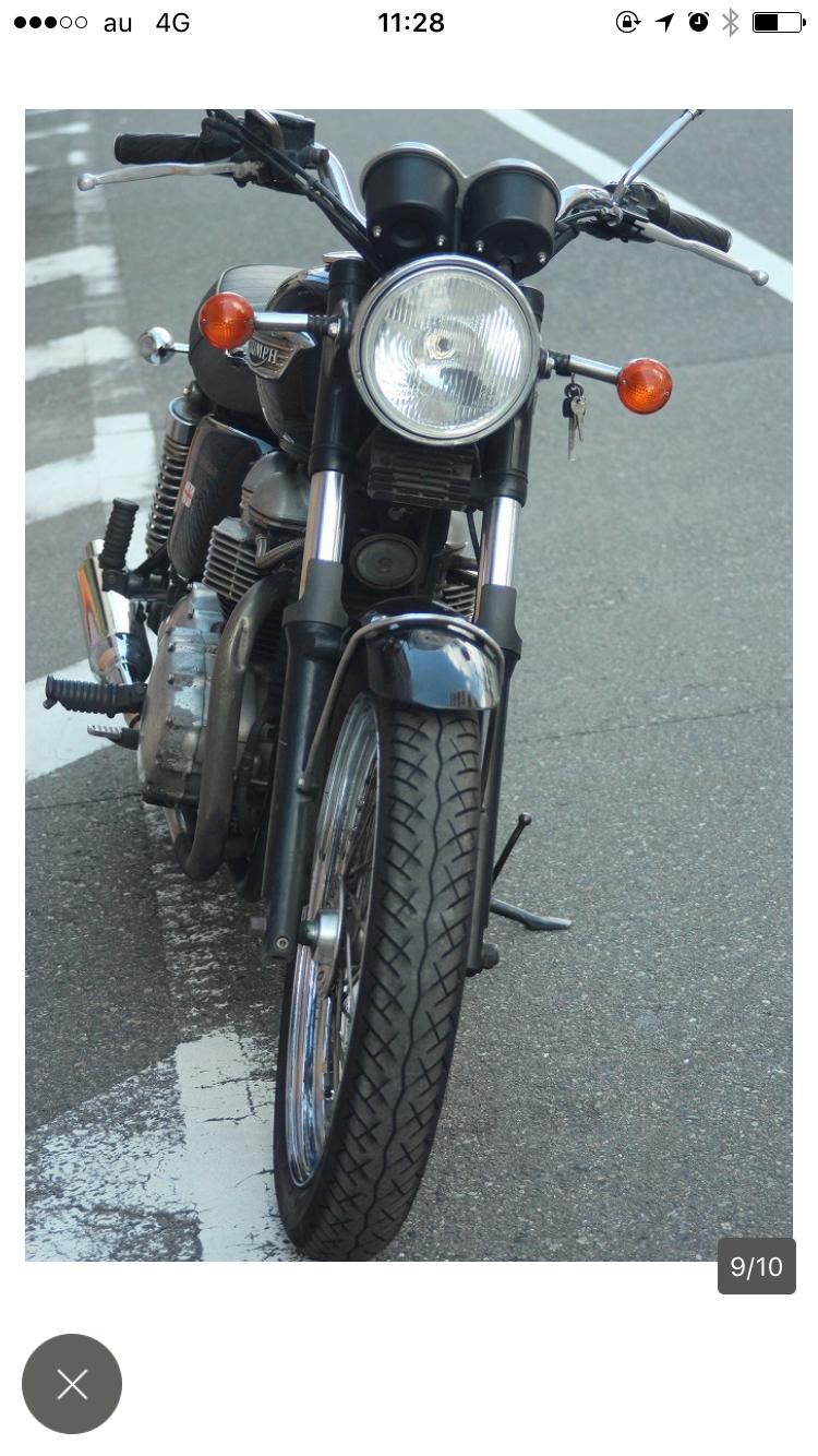 Bonneville 790