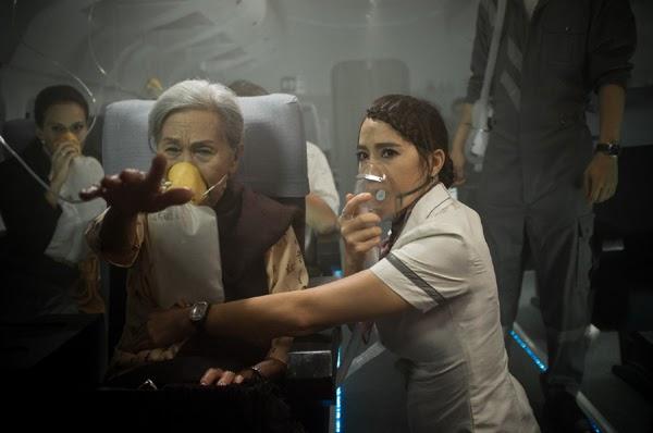 Airplane porn movie