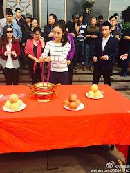 Thực Tập Sinh – Trung Quốc