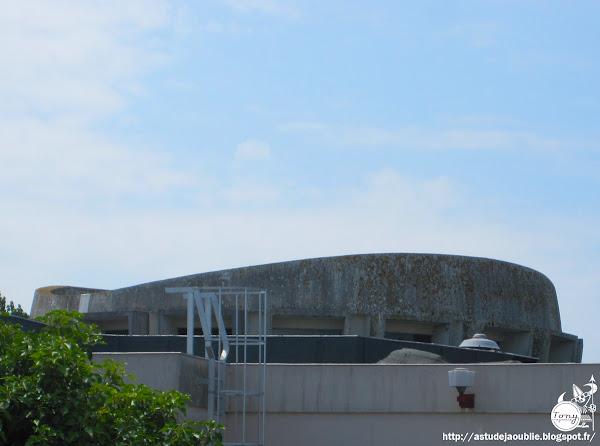 Base aérienne 721 - Rochefort / Saint-Agnant  Architecte: Pierre André Dufetel  Début du projet: 1971