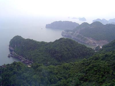 Parque Natural de Cat Ba, no Vietnã