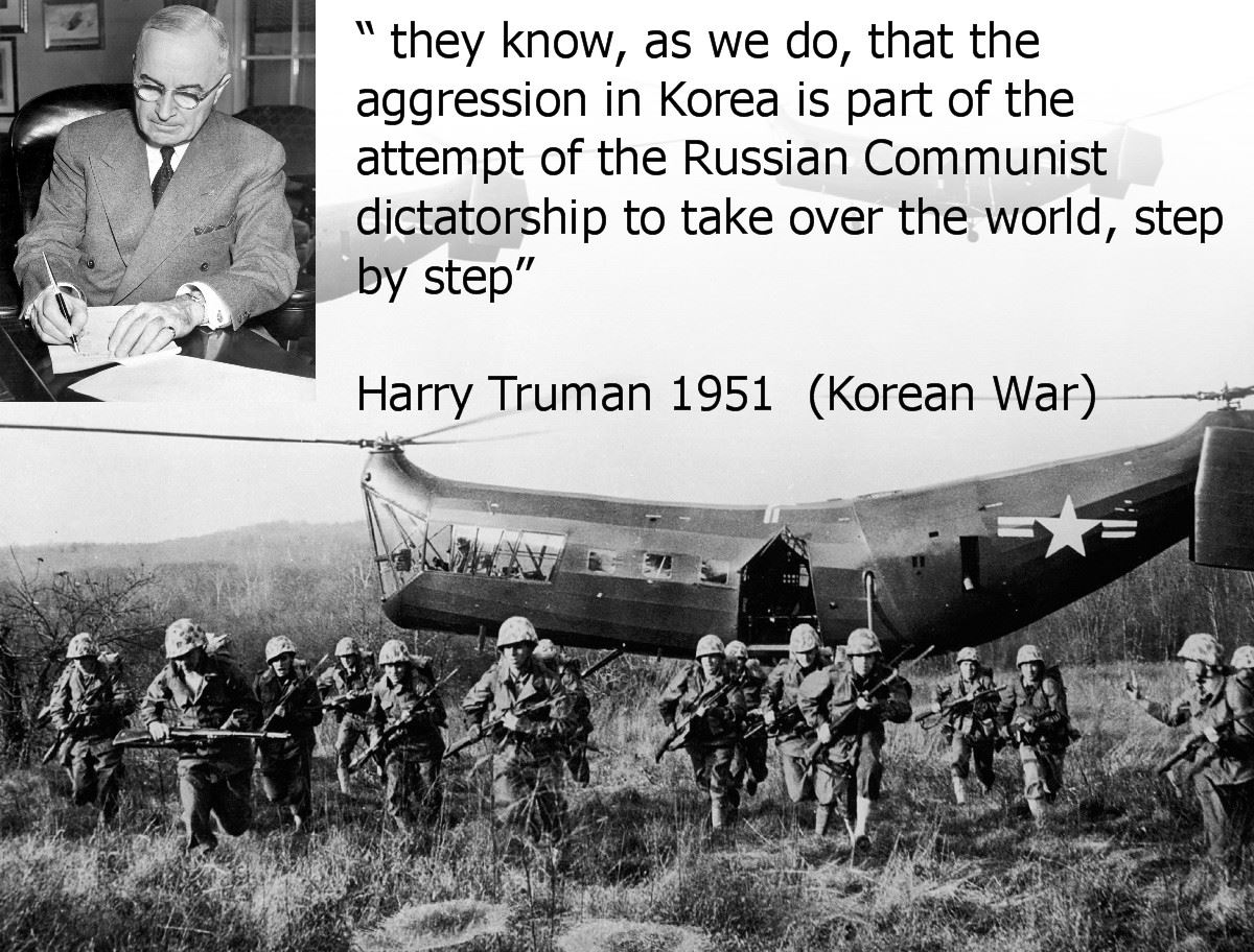 Image result for Harry Truman korean war