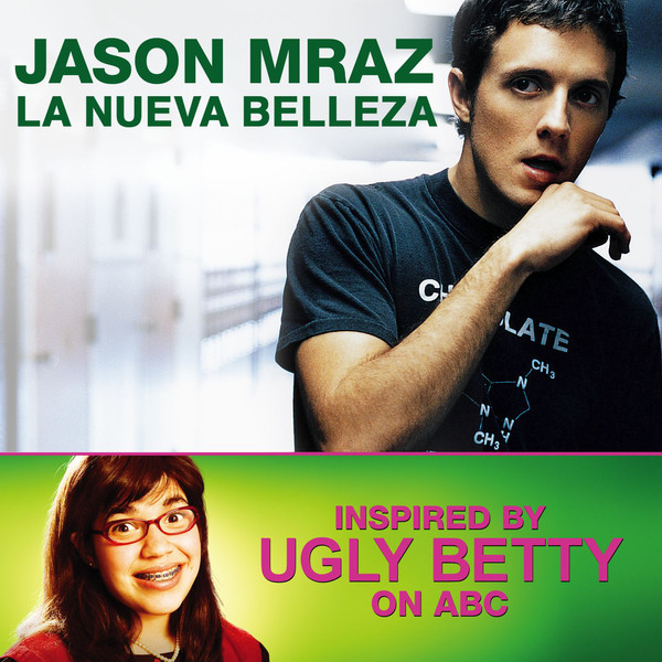 Jason Mraz - La Nueva Belleza - Single Cover