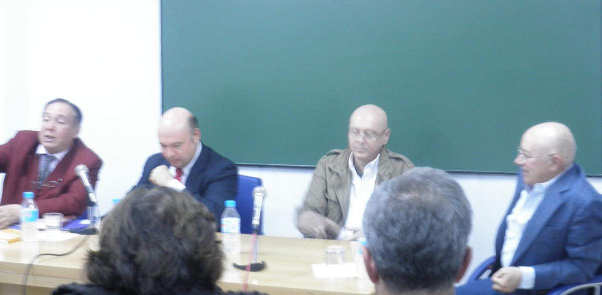 Rafael Martínez Simancas, Antonio M. Carrasco, Asociación Española de Africanistas (AEA)