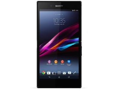 Printscreen Sony Xperia Z Ultra