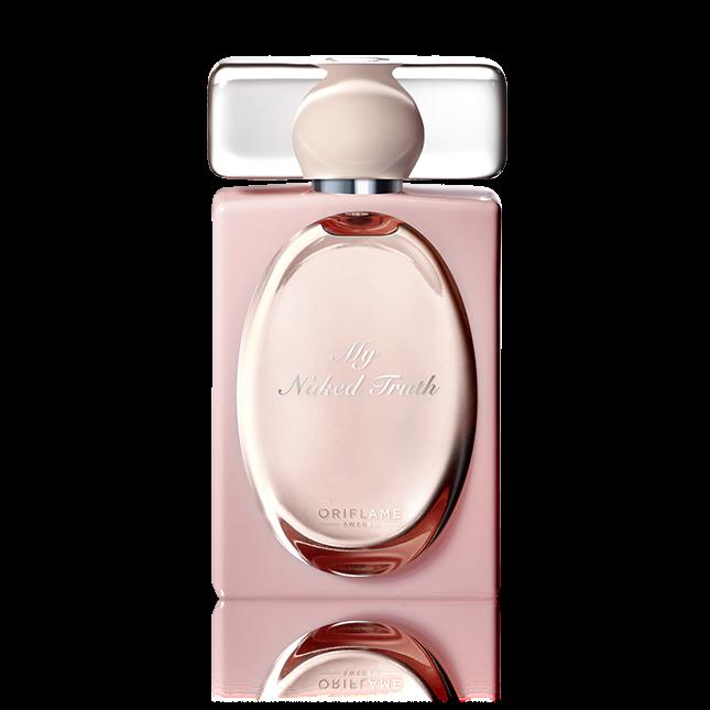 Kobieca butelka zapachu
