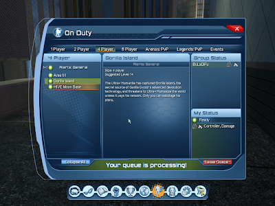 DC Universe Online - Flagging Multiple Instances
