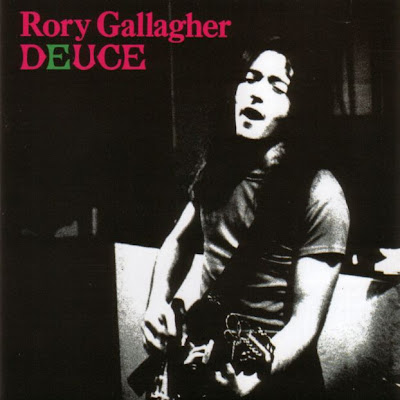 Rory Gallagher - Deuce 1971 (Ireland, Blues-Rock)