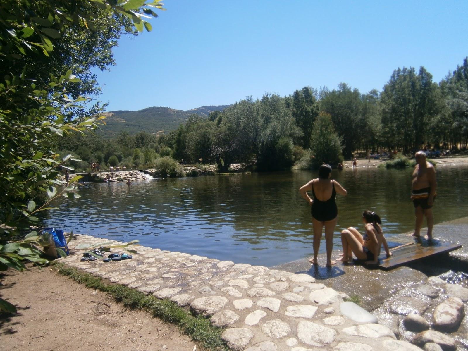 Espartales piensa las presillas de rascafr a for Las presillas piscinas naturales de rascafria