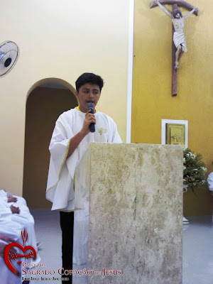 Abertura da Trezena de Santo Antonio em Rafael Godeiro - RN