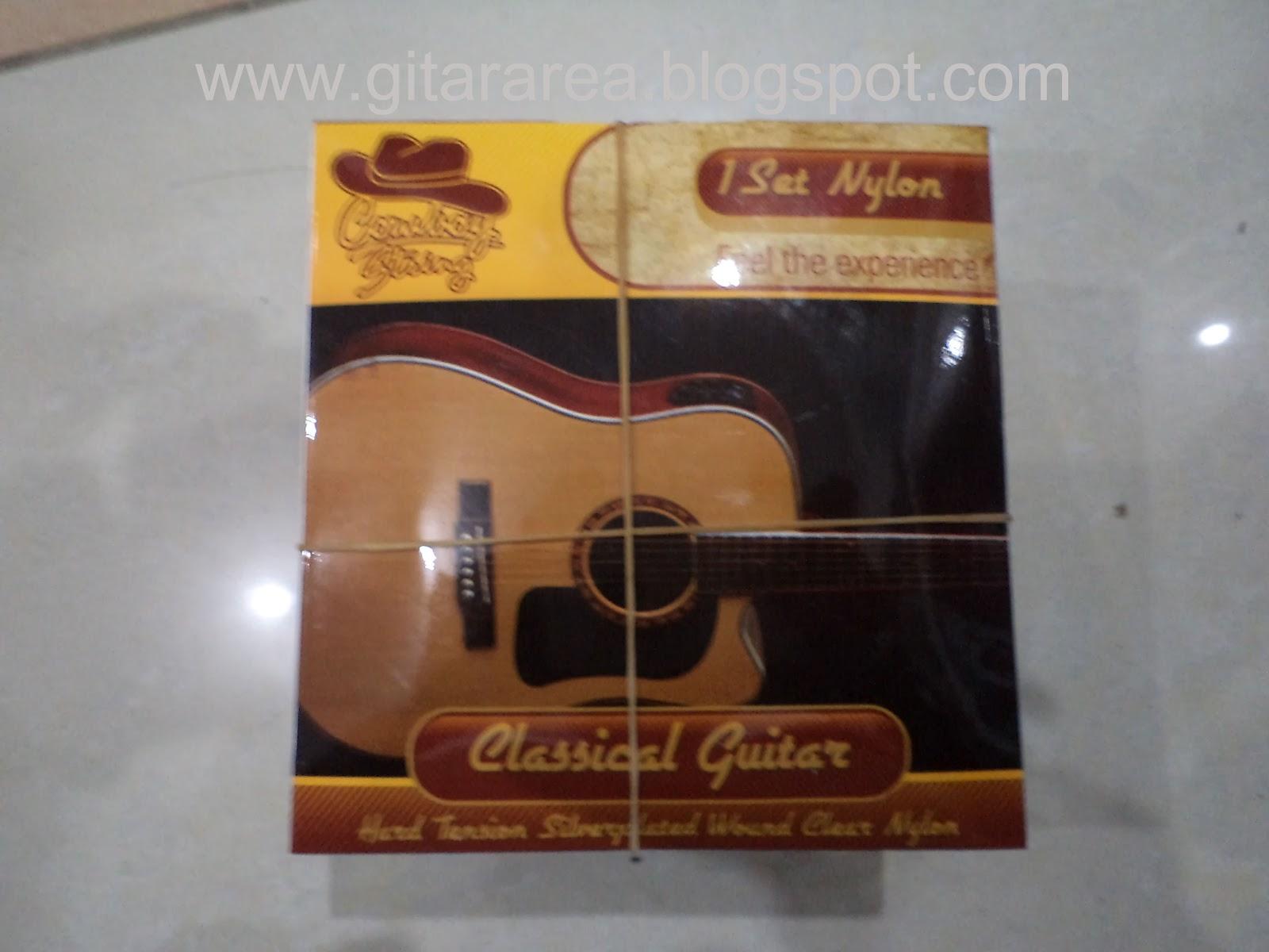 Senar Cowboy Klasik Nilon Grosir Gitar Dan Asesoris