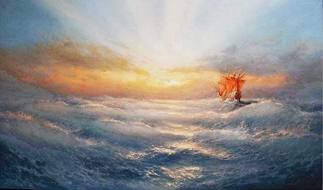 pinturas-de-paisajes-marinos-naturales