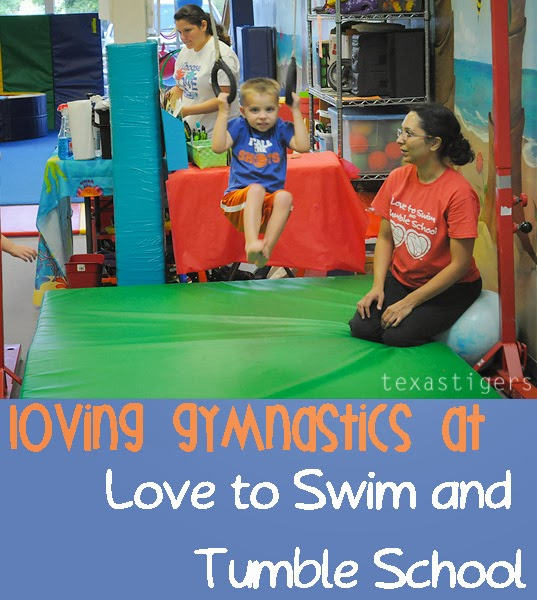 Love to Swim and Tumble School Review