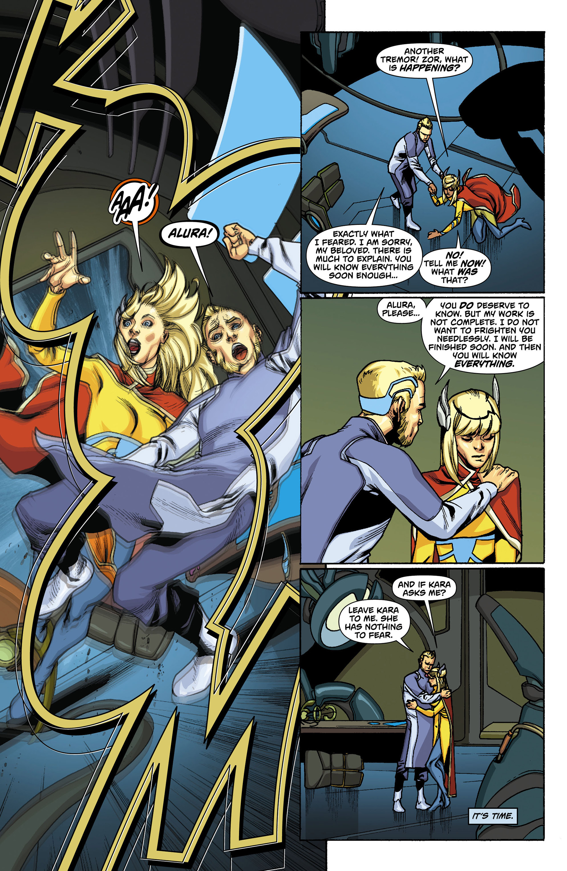 Supergirl (2011) Issue #0 #2 - English 8