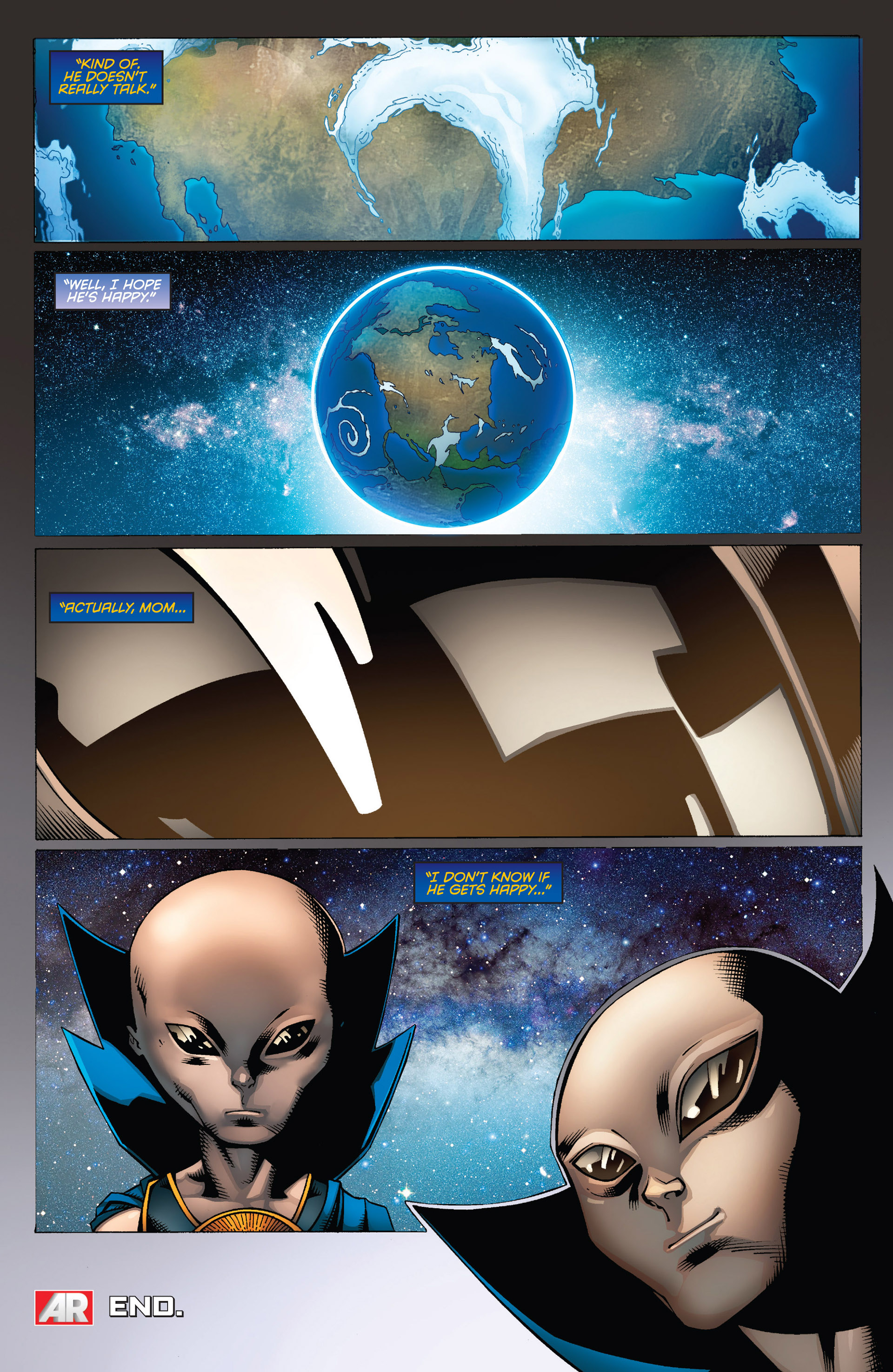 Nova (2013) - Chapter  10 | pic 22