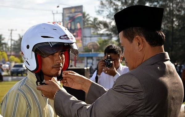 Mukhlis: Keselamatan Adalah Prinsip Dasar Dalam Berlalu-lintas di Jalan Raya