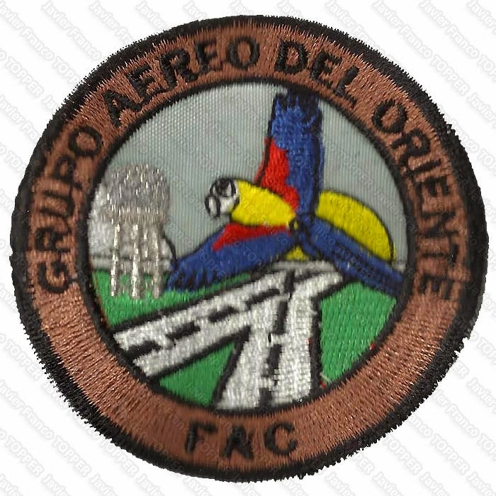 Parches de aviación - JFTopper
