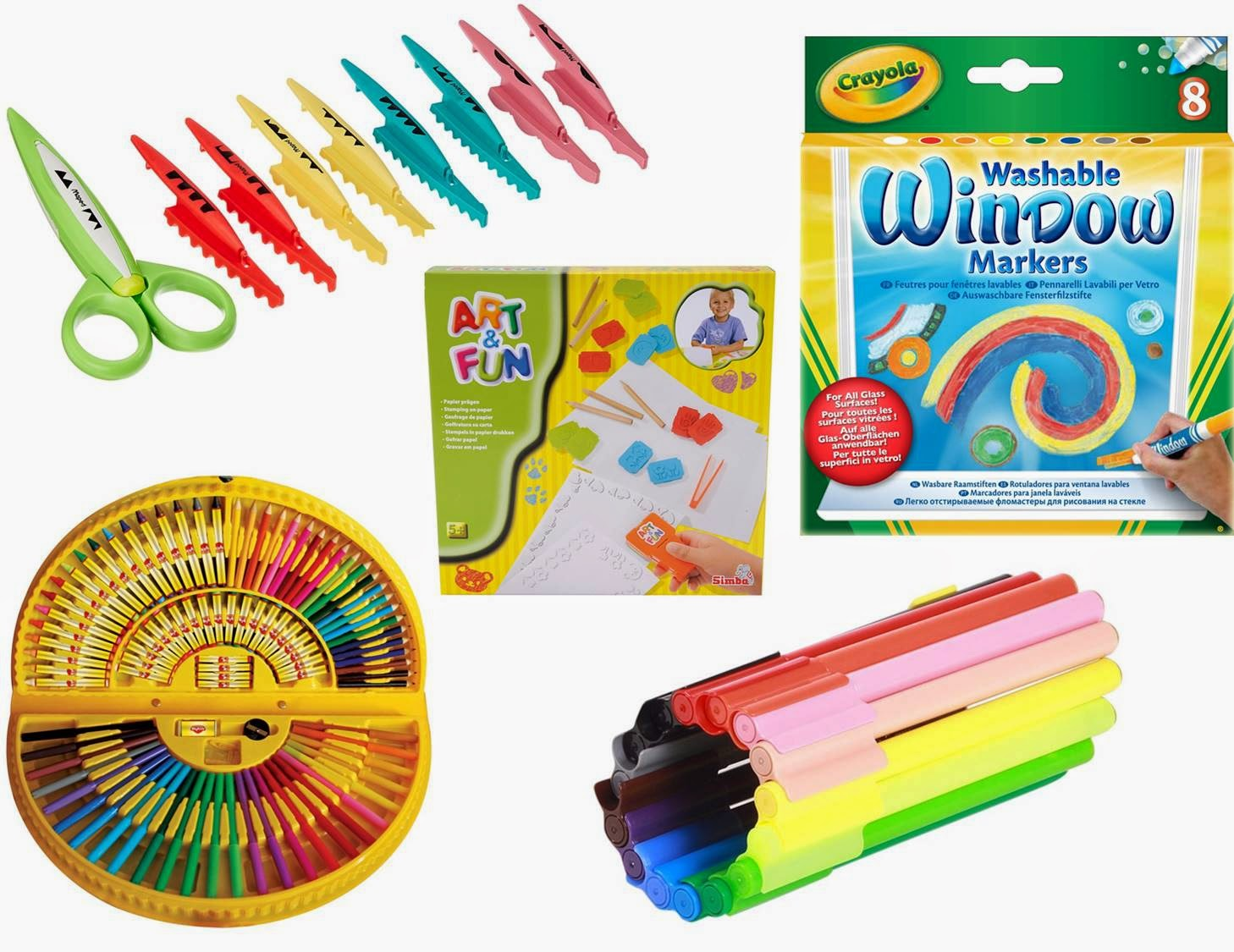 5 Awesome Stationery Products for Kids