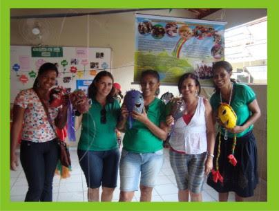 Escola Edualdina Damásio - Campos dos Cavalos