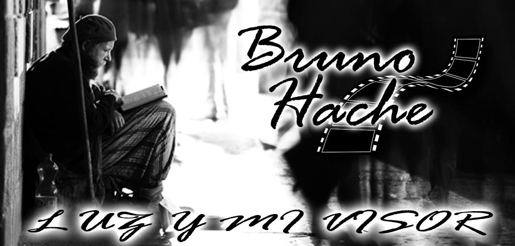 LUZ Y MI VISOR by Bruno Hache