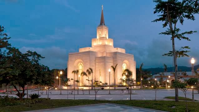 El Salvador Temple