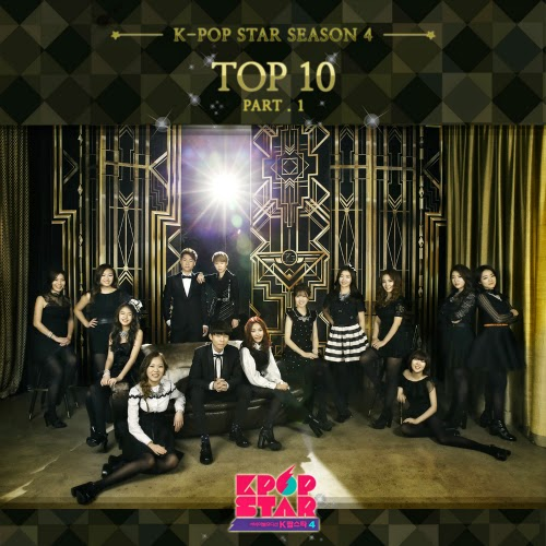 Download [Single] Various Artists – Kpop Star Season 4 Top 10 Part.1 (MP3)