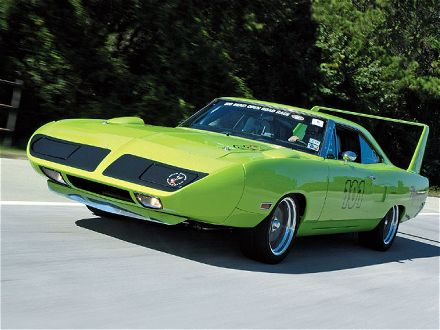 The Hottest Muscle Cars In the World: The legendary Muscle Car of ...