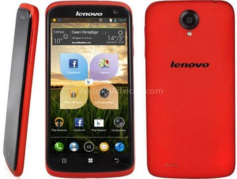 Lenovo 6-Inch QHD K920 Dual-SIM Phone